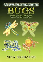 Glow-in-the-Dark Bugs - Stickers