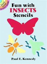 Fun with Insects - Stencils