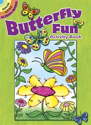 Butterfly Fun - Activity Book