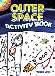 Outer Space - Activity Book