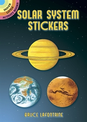 Solar System - Stickers
