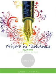 Writers In Residence Volume 1 - Student Text and Workbook