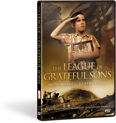 League of Grateful Sons - DVD - Exodus Books