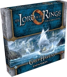 Lord of the Rings (card game) - Grey Havens Expansion