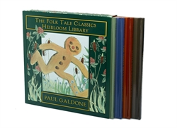 Folk Tale Classics Heirloom Library