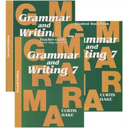 Saxon Grammar & Writing 7 - Kit