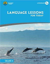 Language Lessons for Today Grade 3