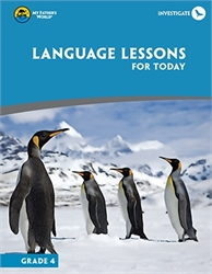 Language Lessons for Today Grade 4