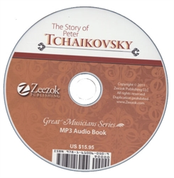 Story of Peter Tchaikovsky - MP3 Audio Book