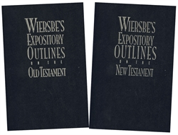 Wiersbe's Expository Outlines of the Old and New Testament