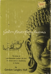 Golden Boats from Burma