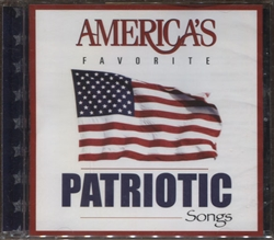 America's Favorite Patriotic Songs - CD