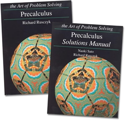 Art of Problem Solving PreCalculus - Text & Solutions