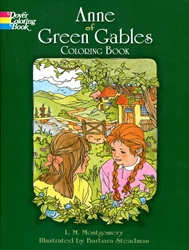 Anne of Green Gables - Coloring Book
