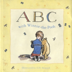 ABC with Winnie-the Pooh