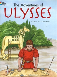 Adventures of Ulysses - Coloring Book
