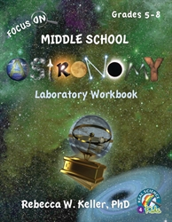 Focus On Middle School Astronomy - Laboratory Workbook