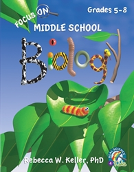 Focus on Middle School Biology - Student Textbook