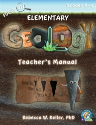 Focus On Elementary Geology - Teacher's Manual