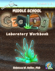Focus On Middle School Geology - Laboratory Workbook