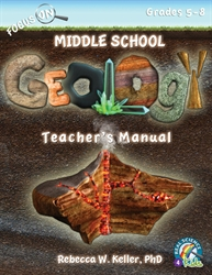 Focus On Middle School Geology - Teacher's Manual