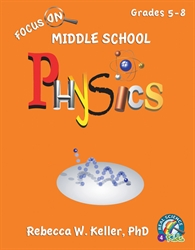 Focus On Middle School Physics - Student Textbook
