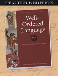 Well-Ordered Language Level 1A - Teacher's Edition