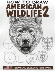How to Draw American Wildlife 1