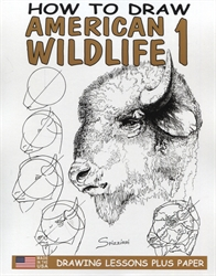 How to Draw American Wildlife 2