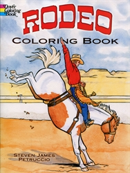 Rodeo - Coloring Book