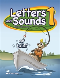 Letters and Sounds 1 - Worktext