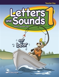 Letters and Sounds 1 - Teacher Key