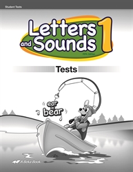 Letters and Sounds 1 - Tests