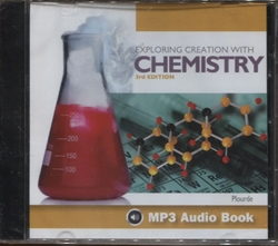 Exploring Creation With Chemistry - MP3 CD Audio Book