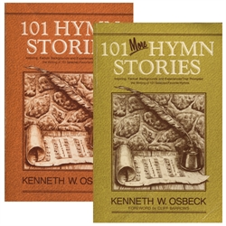 101 Hymn Stories and 101 More Hymn Stories - 2 Volume Set
