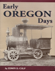 Early Oregon Days