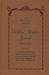 Audubon's Western Journal 1849-1850