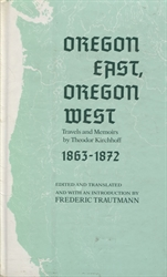 Oregon East, Oregon West 1863-1872