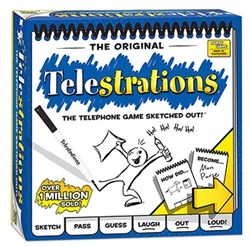 Telestrations - Original 8 Player Party Game