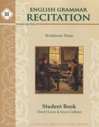 English Grammar Recitation III - Student Book
