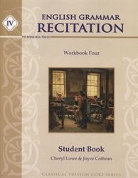 English Grammar Recitation IV - Student Book