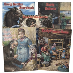 Early Settler Life - 5 Volume Set