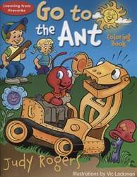 Go to the Ant - Coloring Book