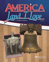 America: Land I Love - Student Text