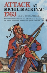 Attack at Michilimackinac 1763