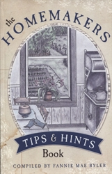 Homemakers Tips & Hints Book