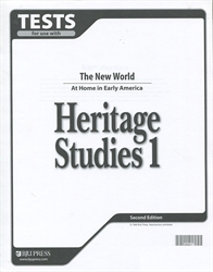 Heritage Studies 1 - Tests (old)