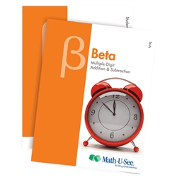 Math-U-See Beta Student Kit