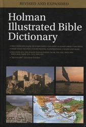 Holman Illustrated Bible Dictionary - Exodus Books