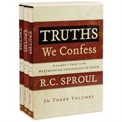 Truths We Confess - Three Volume Boxed Set